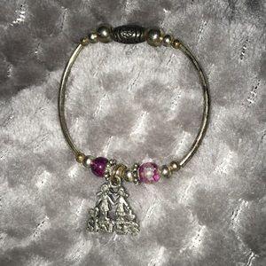 Girls sisters bracelet